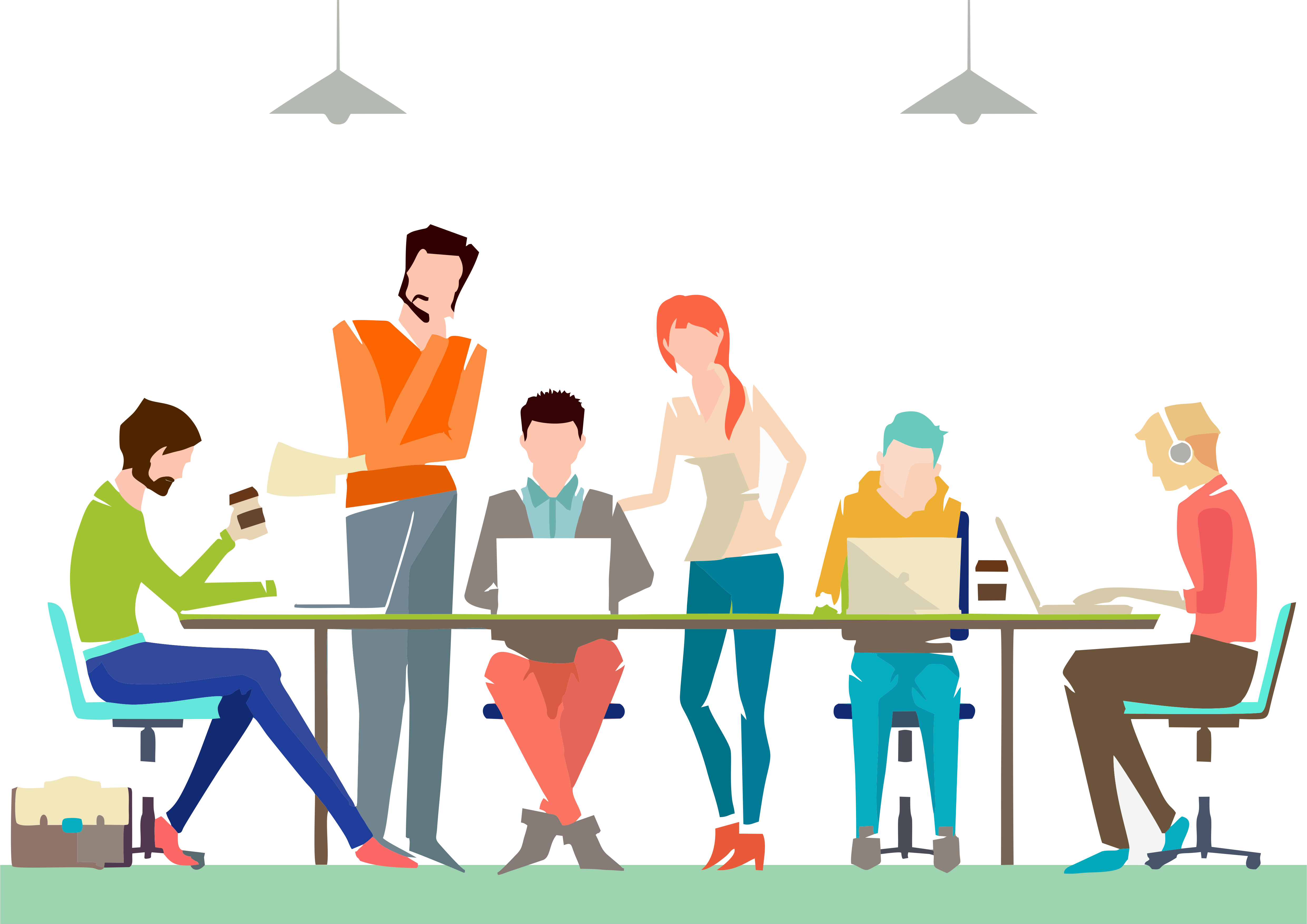 5 Reasons Why Coworking Is Best For Your Business